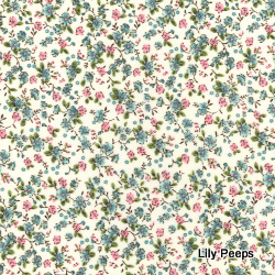 Country Green Floral