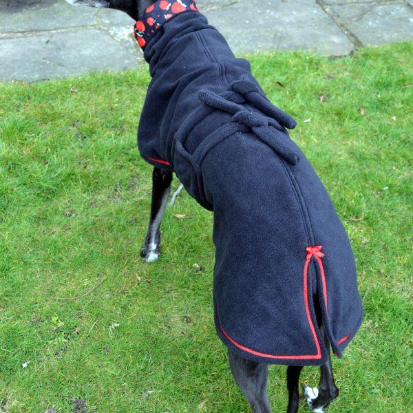 Greyhound House Coat