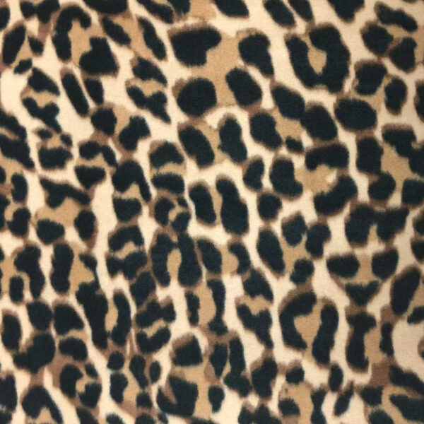 Leopard Fleece