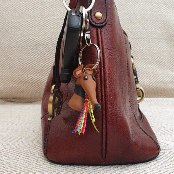 Greyhound Key Ring (Dan)